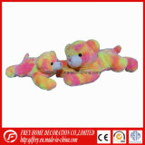 Ours en peluche rose avec le raccord droit pour la promotion de bébé