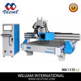 Auto CNC van de Verwerking van de Deur van het Venster van de Wisselaar van het Hulpmiddel Machines (vct-1325ATC8)