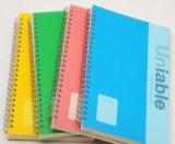La escritura diaria de la impresión de la escuela de encargo del papel ejercita el cuaderno