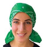 Bandana capo quadrato femminile del cotone della sciarpa di Hijab della bicicletta di modo degli uomini delle donne del motociclo poco costoso del Bandana