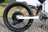 Vélo électrique de moteur sans frottoir arrière d'Ebike de roue de Leili 72V 5000W Enduro 2