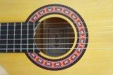 Aiersi handgemachte lamellierte Weinlese-klassische Gitarre