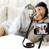 Гибкий держатель для мобильного телефона длинного рычага ленивой прибора Clip держатель для мобильных ПК