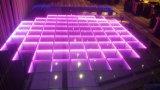 Stadium die 50*50cm Draagbaar 3D Dance Floor aansteken
