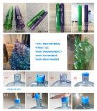 L'eau de boisson gazeuse de l'embouteillage de boissons de jus de la hausse du plafonnement de l'emballage d'étiquetage des machines de remplissage