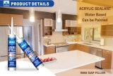 Sigillante acrilico Acqua-Di base del silicone della Un-Componente