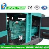 generatore diesel silenzioso elettrico di 60kw 75kVA con 4 cilindri Cummins Engine