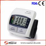Esfigmomanômetro de pulso elétrico com a FDA aprovou