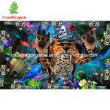 Macchina del gioco di pesca del cacciatore dei pesci di colpo del leopardo con 8 giocatori