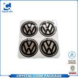 Etiket het van uitstekende kwaliteit van de Sticker van het Stuurwiel van de Bevordering