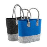 卸し売りカスタム方法携帯用細い女性のフェルトのラップトップ袋