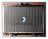 De aluminium Gesoldeerde AutoRadiator van het Lassen voor Nissan Xtrial