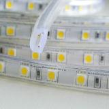 高圧LEDクリスマスの照明として装飾的なライトSMD5050 LEDストリップ