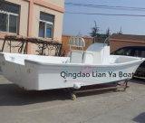 Liya bateau en fibre de verre 5.8m vitesse Panga Bateau de pêche CE approuvé