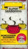 Le glutamate monosodique (MSG)