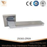 가구 기계설비 로즈 (Z6070-ZR11)에 Polished 아연 합금 문 손잡이