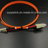 Cabo de fibra óptica Sc os patch cables
