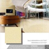 Baldosa mosaico de cerámica de materiales de construcción Pulati pulida piedra mosaico (VPB6006, 600x600mm)