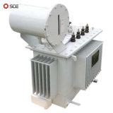 100kVA de olie Ondergedompelde Transformator van de Distributie