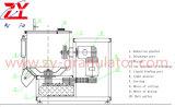 Lh-600L de alta qualidade com aço inoxidável 304/máquina de mistura de pó químico/Misturador de alta velocidade