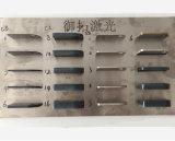 tagliatrice del laser della fibra di 2000W Raycus con le doppie Tabelle