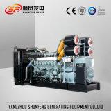 Generatore diesel di potenza di motore del Mitsubishi 2250kVA 1800kw con l'alternatore di Stamford