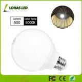 G25 E26 6W (45W LED Äquivalent) 5000K LED Kugel-Glühlampe für Hauptbeleuchtung