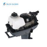 3.5HP micro Calon Gloria 2 de Motor van de Boot van de Buitenboordmotor van de Slag voor Opblaasbare Boot