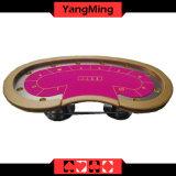 Казино предназначило таблицу покера Техас подъема поколения фасоли 2 для игр казина покера (YM-TB013)