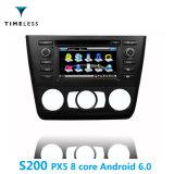 Timelesslong Android 6.0 S200 платформа 2DIN автомобильный радиоприемник проигрыватель DVD для BMW 1 серии (автоматический и ручной) со встроенным Carplay (TID-W170)
