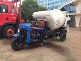 El cemento depósito Bulker Trailer Eje Tri 45 cbm tanque de cemento a granel Trailer de venta