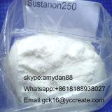 Gesundes männliches Verbesserungs-Mischungs-Mischungs-Steroid-Puder-Testosteron Sustanon 250