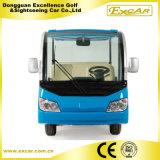 11 Seater Batterieleistung-elektrisches besichtigenauto