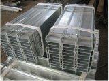 Materiale della struttura d'acciaio Q345, sezione che fabbrica, struttura di H della trave di acciaio