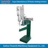 PE pp de Zak die van pvc tot Machine maken Economisch Type de Ultrasone Plastic Machine van het Lassen
