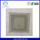 Etiqueta engomada de papel imprimible y programable de RFID NFC