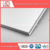 PVDF résistant au feu des panneaux en aluminium Anti-Seismic Honeycomb pour revêtement de toit plafond soffites//