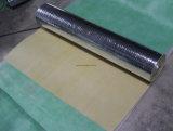 3.3mm Qualitäts-akustische silberne Gummiunterlage für Wohn- und Handelsbodenbelag