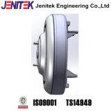 Motor industrial eficiente 380V do exaustor da agricultura do de alta energia durável