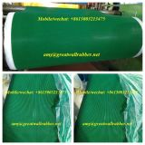 SBR NBR EPDM ребристую войлочную ленту из неопрена Non-Slip резиновый коврик на полу