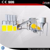Alta trituradora machacante activa del plástico de la capacidad