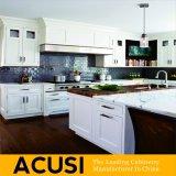 Fabrik-Großhandelsqualitäts-festes Holz-Küche-Schränke (ACS2-W22)