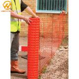 Anti UV en plastique léger de clôtures temporaires de rouleaux pour Zone à accès restreint