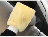 Double Sided Car Cleaning Wool wash-out memo