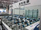 Linea di produzione di vetro piana automatica verticale di vetratura doppia della pressa