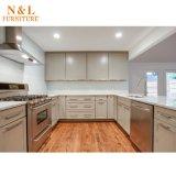 Hangzhou-Möbel-Australien-Art Kraftstoffregler-Fertigstellungs-Küche-Geräte