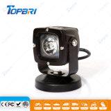 "Hoog Lumen 2.5 "" 10W LEIDENE van CREE Auto Werkende Lamp"