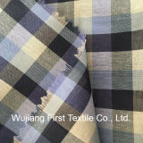 Silk Baumwollgarn-gefärbtes Checkered Gewebe