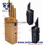 Emittente di disturbo tenuta in mano del segnale di GPS L1/L2/L5 dell'emittente di disturbo di GPS ed emittente di disturbo di Lojack