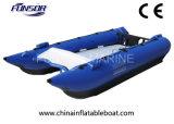 合板のテール(FQB-Sシリーズ)を搭載するFunsorの速度のボート
